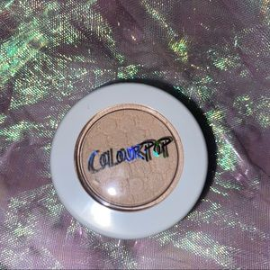 Colourpop single eyeshadow Glow fairly new